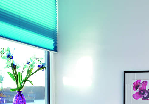 Benthin Pleated Blinds from Rainbow Blinds Window Blind Manufacturer Supplier UK
