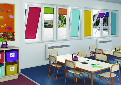 Rainbow Blinds Commercial systems