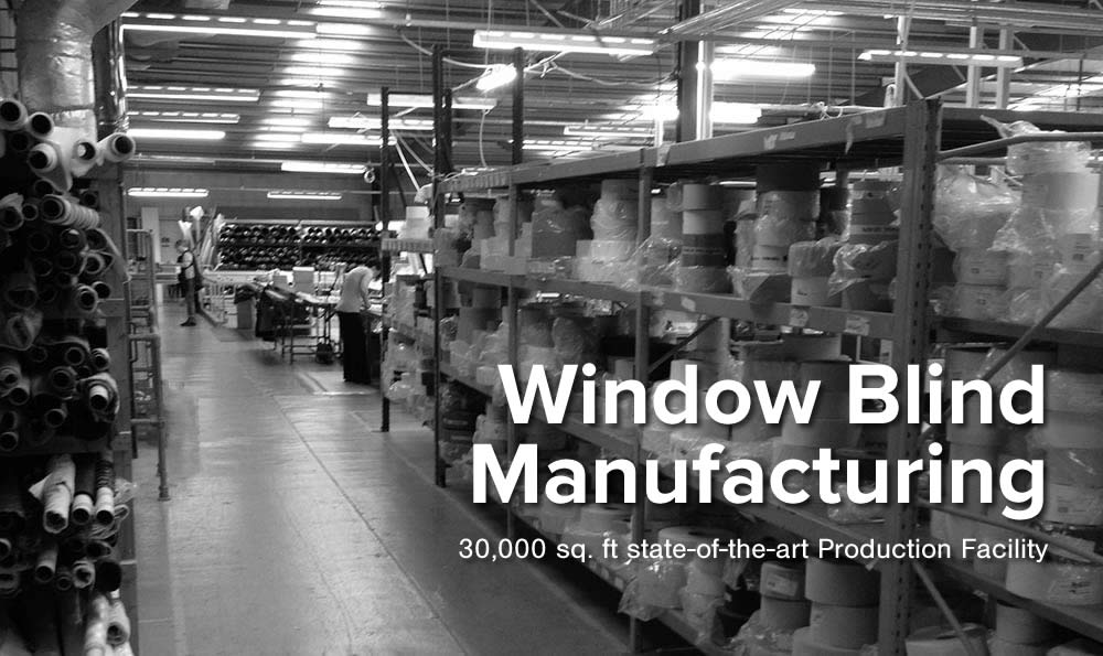 UK Window Blinds Manufacturer