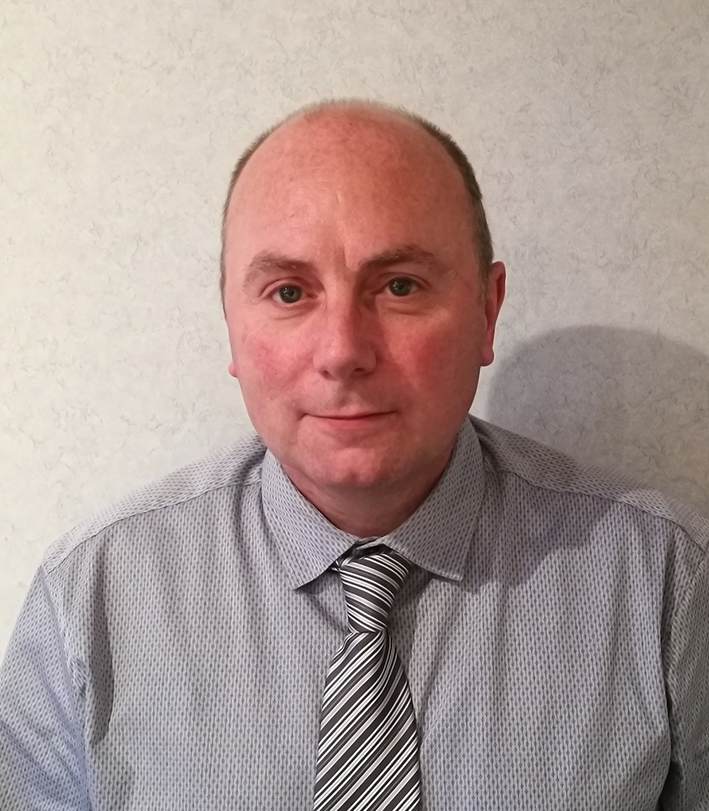 Alan Bradford Area Sales Manager